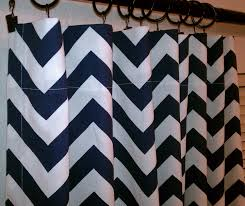 Brylane Home Grommet Curtains by Black And White Chevron Curtains Zoom This Project Which