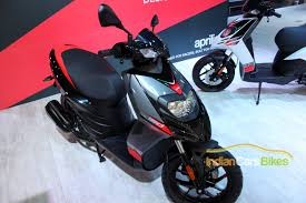 Aprilia Sr 150 Priced In India Launching Soon