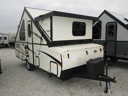 2017 Forest River Flagstaff Hard Side Pop Up Campers T21DMHW Terre Haute Indiana