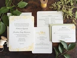 Wildflower Suite Hello Tenfold Wedding Invitations