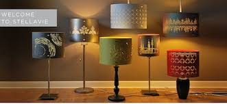 Laser Cut Lamp Shade by Laser Cut Lampshades By Stellavie