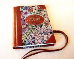 Leather Journal A5 Handbound Blank Book Rustic By Leatherdust