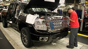 100 Nissan Pickup Trucks Slashes Titan Truck And NV Van Production Amid Poor