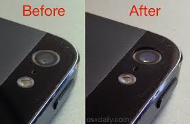 iPhone 5 Camera Not Working A Light Press May Fix It