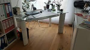 glastisch esszimmer oder büro gebraucht eur 40 00