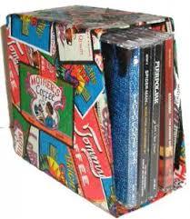 boîte de rangement des cd tête à modeler