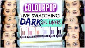 COLOURPOP GEL LINER LIVE SWATCHES: DARK LINERS 1 Colourpop Promo Code 20 Something W Affiliate Discount Offers Colourpop Makeup Transformation Tutorial Colourpop Gel Liner Live Swatches Dark Liners Pressed Eyeshadows Swatches Demo Review X Ililuvsarahii Collabationeffortless Review Glossier Promo Code Youtube 2019 Glossier Que Valent How To Apply A Discount Or Access Code Your Order Uh Huh Honey Eyeshadow Palette Collection Coupon Retailmenot 5 Star Coupons Gainesville Honey Collection Eye These 7 Youtube Beauty Discounts From The Internets Best