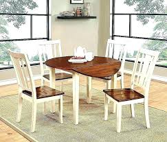 Butterfly Dining Room Table Leaf Round With Extension Implausible Kitchen Tables Extensions Awesome