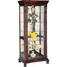 philip reinisch co cherry lighthouse manifestation curio cabinet