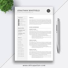 Professional Resume Design Free Simple Professional Resume Cv Design Template For Modern Word Editable Job 2019 20 College Students Interns Fresh Graduates Professionals Clean R17 Sophia Keys For Pages Minimalist Design Matching Cover Letter References Writing Create Professional Attractive Resume Or Cv By Application 1920 13 Page And Creative Fully Ms
