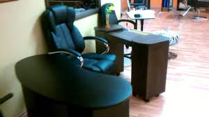 Beauty Salon Chairs Online by Salon Furniture Blason Spa Equipment Youtube
