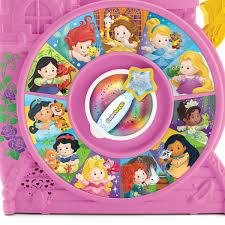 Disney Princess Little People See N Say Playset Christmas 2017