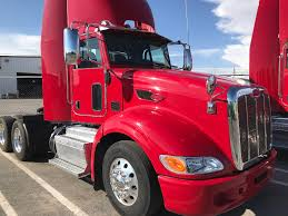 2013 PETERBILT 386 DAYCAB FOR SALE #10906