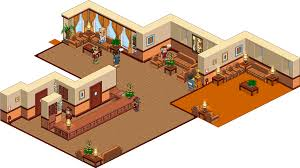 What Do You Guys Think About Habbo Releasing The Old Public Room Furni Welcome Lounge Only Under Classic Theme In Builders Club And