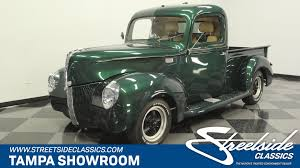 1940 Ford Pickup | Streetside Classics - The Nation's Trusted ... 1940 Ford F8 Military Truck Modelos Ford Casi Todos Cool Trucks Pinterest Pickup By Fastlane Rod Shop Top Speed 56 New Of 1940s File1941 Pic1jpg Wikimedia Commons A Different Point View Hot Network Panel Fast Lane Classic Cars Four Door Sedan Ideas Angled Front Model Red 3100 Vintage Coe Stored Cab Flickr