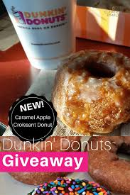 Dunkin Pumpkin Spice Donut by Donuts U0026 A 25 Dunkin U0027 Donuts Giveaway Simple Recipes Diy