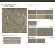 california gold ftiis00412x12 pietra slate pietraart