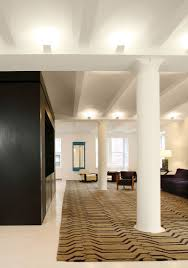 100 William Georgis Architect Tribeca Loft Renovation With Stunning Guest Bedroom By T
