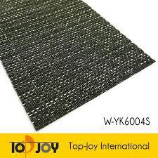 Commercial Vinyl Yarn Woven Floor Mats