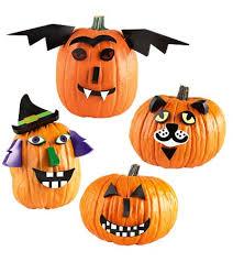 Pumpkin Push Ins Decorating Kit by 13 Kid Friendly Halloween Pumpkin Decorating Ideas Decorating