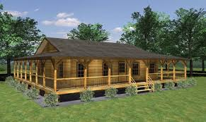 Simple Single Level House Placement by Simple House Plans With Wrap Around Porches Single Story Placement