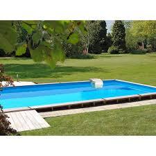 piscine en bois bahamas 8 24 x 4 29m castorama
