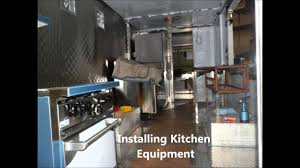 100 Food Truck Equipment For Sale Building Mobile Kitchen YouTube