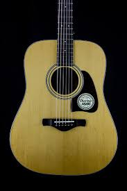 Ibanez AVD9NT Thermo Aged Acoustic Guitar Dreadnought