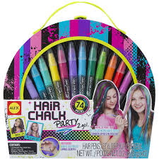 Alex Toys Hair Chalk Party 2 Go Kit A Little Girls Fun Pinterest