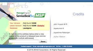 Service Desk Software Requirements by Servicedesk Plus Msp Edition Complete Helpdesk For Msps
