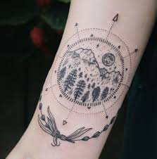 Nature Tattoo Art