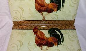 Cabinet8 Country Kitchen Decor Rooster Wall Ideas Exist