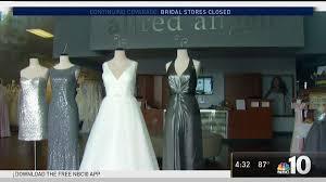 popular bridal shop suddenly shuts its doors nbc 10 philadelphia