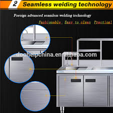 Stainless Steel Fish Cleaning Station With Sink by Commercial Custom Maker Stainless Steel Fish Cleaning Table With