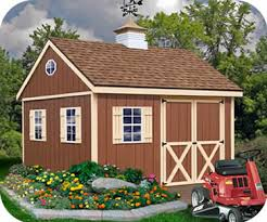 12x12 Shed Plans With Loft by Barns Mansfield 12x12 Wood Storage Shed Kit