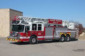 Dallas/Fort Worth Area Fire Equipment News