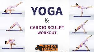 Yoga Cardio Sculpt Workout