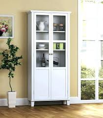 Kitchen China Cabinets Tall Corner Cabinet Small Dining Room Awesome Living
