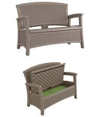 Suncast Outdoor Patio Furniture by Keep Warm Blankets Conveniently Stowed For Outdoor Movie Nights In
