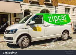 100 Zipcar Truck London May 2018 View Hire Stock Photo Edit Now 1094061359