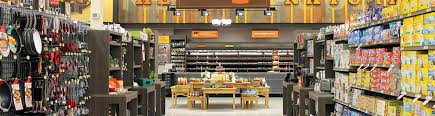Grocery Display Fixtures Custom Retail Millwork Checkout Service Counters