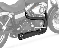 Vance And Hines Dresser Duals Black by 939 99 Vance U0026 Hines Competition Series 2 Into 1 Exhaust 973069