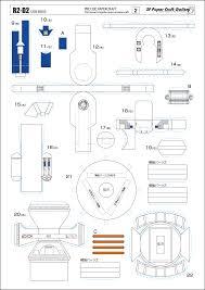R2d2 Pumpkin Template by R2 D2 Body Patterns Patterns Kid