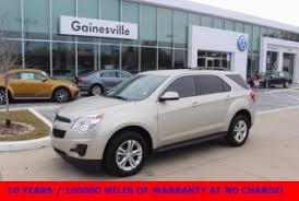 Used Chevrolet Equinox for Sale in Gainesville FL