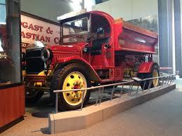 100 Mack Truck Museum Displays