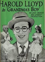 grandma s boy starring harold lloyd the third genius