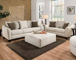 American Freight 7 Piece Living Room Set by Credo Sofa U0026 Loveseat American Freight