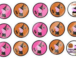 Peppa Pig Pumpkin Carving Ideas by Peppa Pig Halloween Etsy
