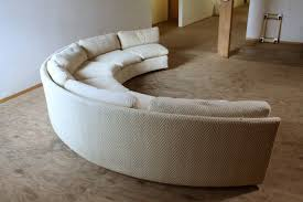 milo baughman curve sofa sectional for thayer coggin at 1stdibs