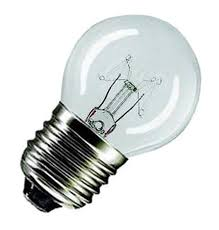 Oven lamp 45x70mm 40W ES E27 clear